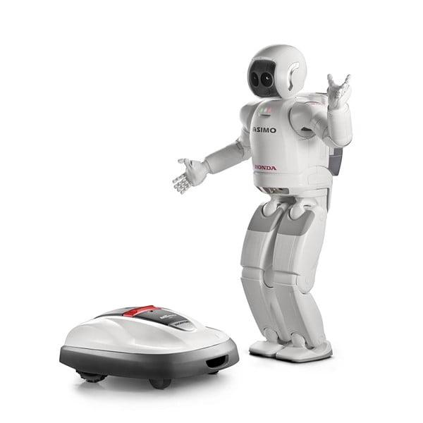 robot tondeuse miimo hrm 300