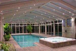 serre piscine jacuzzi