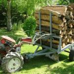 Remorque pour motoculteur ou comment vous faciliter la vie au jardin !