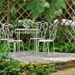 Des mobiliers design pour égayer le jardin