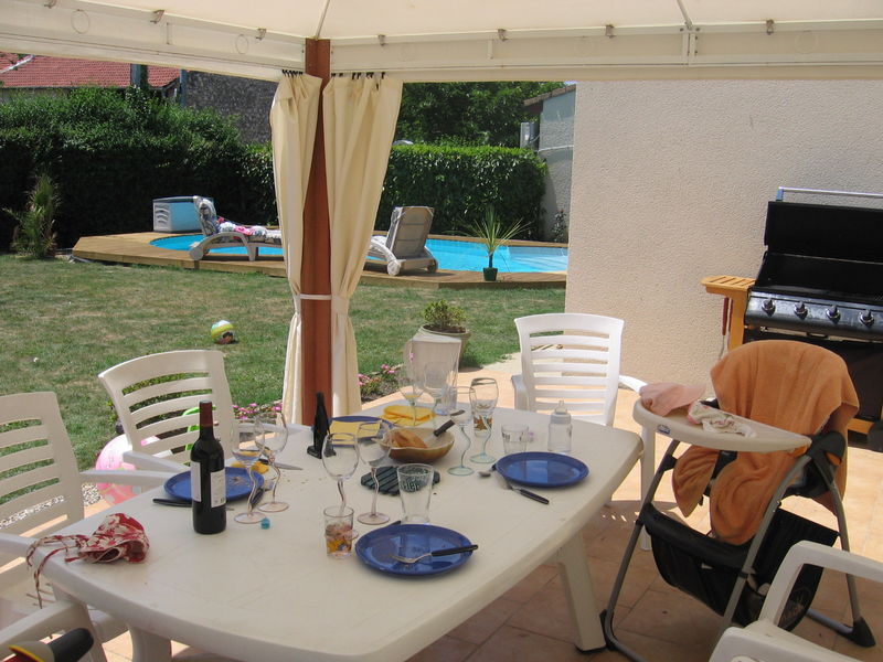 R ussir la d coration de votre jardin pour une garden party - Reussir un barbecue party ...