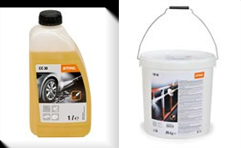 Haute pression astuces pour une machine efficace blog - Quel detergent pour nettoyeur haute pression ...
