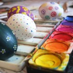 Ateliers jardins pour enfants N°3: oeufs de Pâques