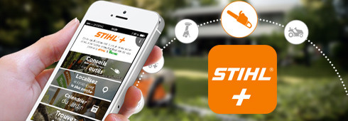 application STIHL +