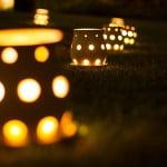 Éclairage jardin: solution sans électricité
