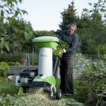 Utilisation et entretien du broyeur de végétaux