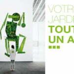 «L'ÉQUIP'JARDIN» EST LÀ POUR VOUS CONSEILLER  AFIN DE CRÉER VOS ŒUVRES…